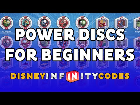 Power Discs For Beginners An Introduction To All Things Disney