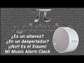 Review Mi Music Alarm Clock, un despertador algo diferente