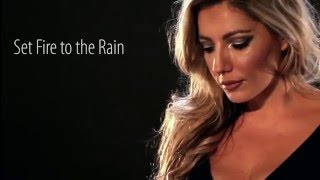 Set Fire To The Rain - Adele (Sarah C Cover)