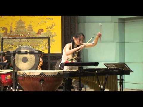 Beibei Wang,  Da Qu by Zhou Long, solo version