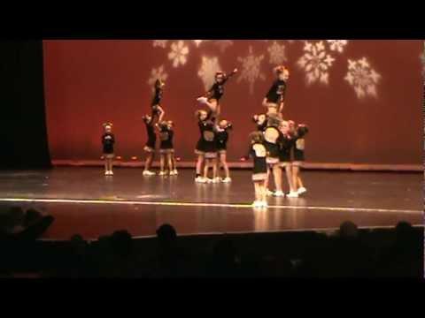 Christmas Recital Cheer 2011.MPG