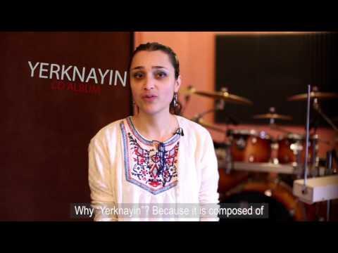 Satenik Ulikhanyan - Yerknayin (CD promo)