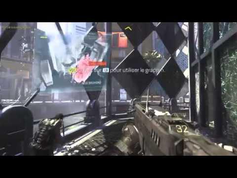 Call of Duty Advanced Warfare   Film complet   Français