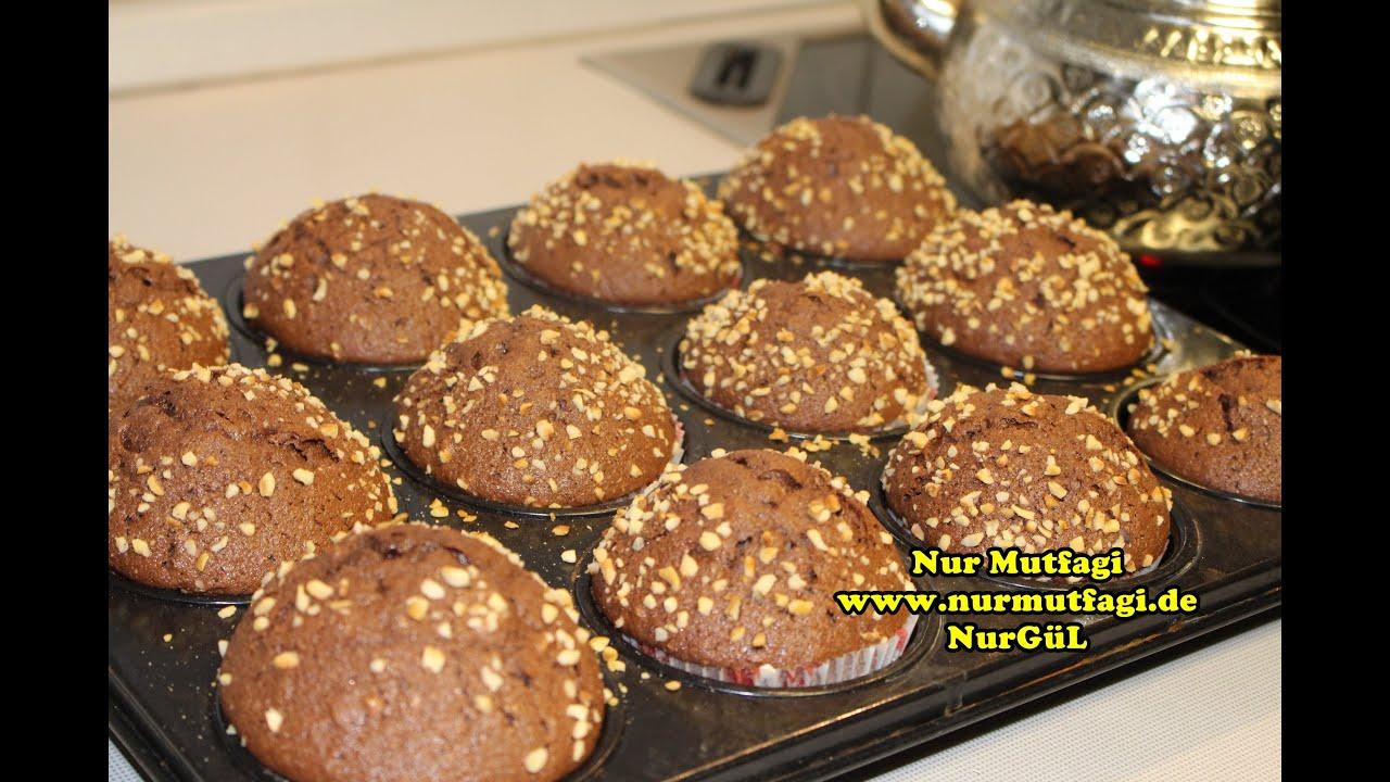 Kakaolu Fındıklı Muffin