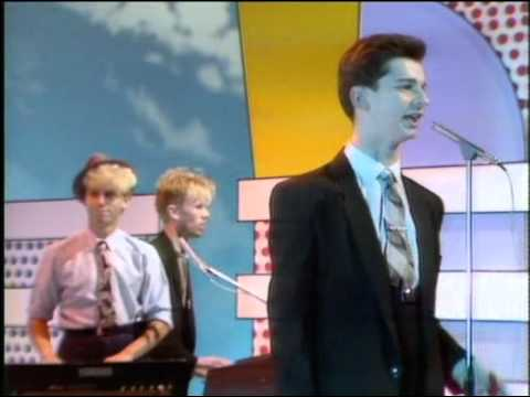 Depeche Mode rare Just can't get enough  1981