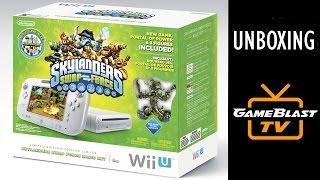 Unboxing - Skylanders: Swap Force Wii U Bundle