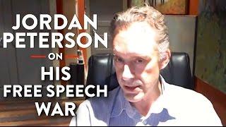 Gender Pronouns and the Free Speech War (Pt. 1) | Jordan Peterson | POLITICS | Rubin Report