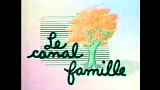 Indicatif Canal Famille: L'écran magique (1989)