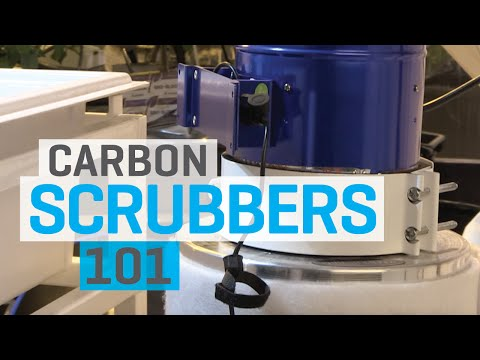 Carbon Scrubbers — Grow Room Scrubbing 101