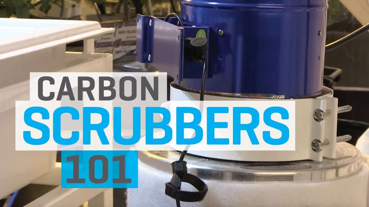 Carbon Scrubbers Grow Room Scrubbing 101 Youtube