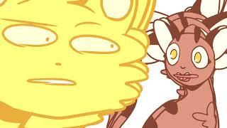 How I animate (in FireAlpaca)