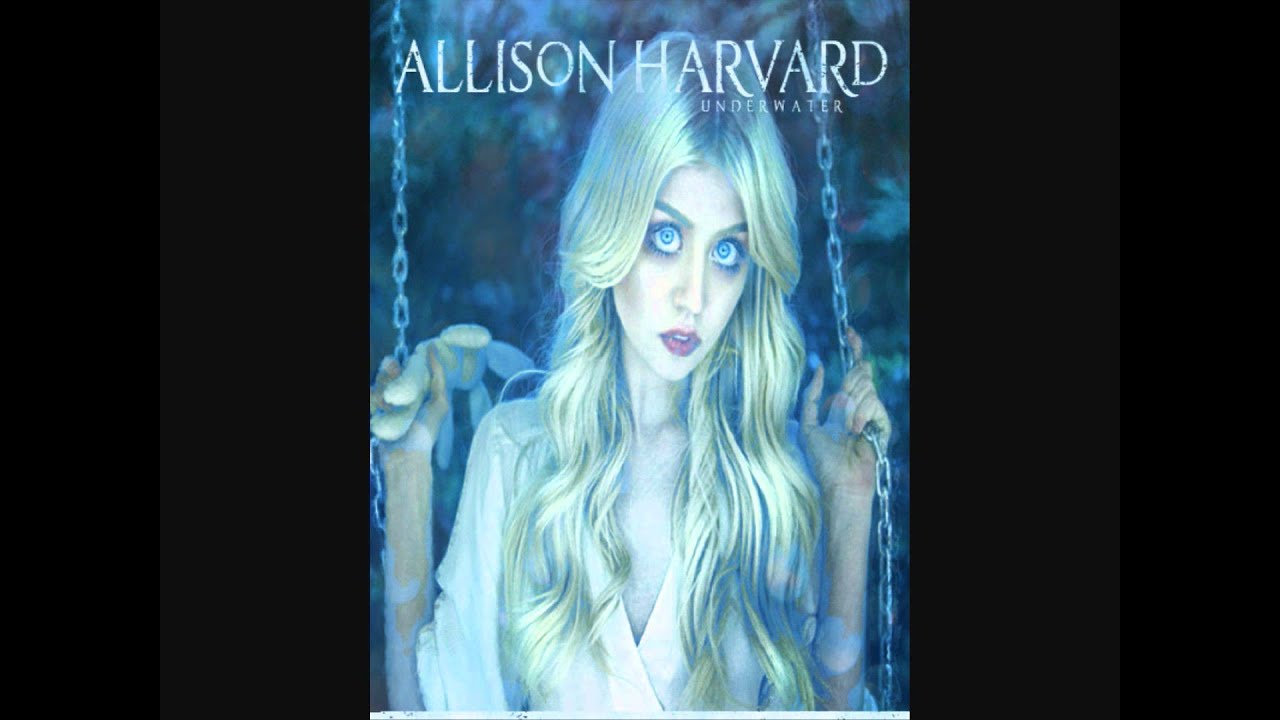 Allison Antm allison harvard - underwater [hq] (antm single extended)