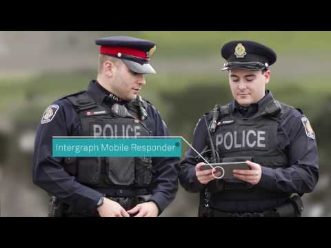 A Mobile Police Force in Canada - Hexagon Safety & Infrastructure