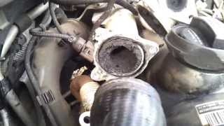 Carbon Build up Inside of your Intake Manifold