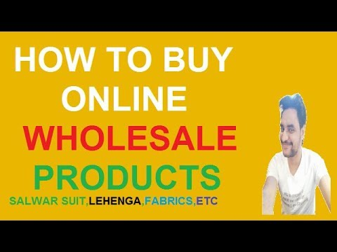 How to find wholesale vendors for online fashion boutique