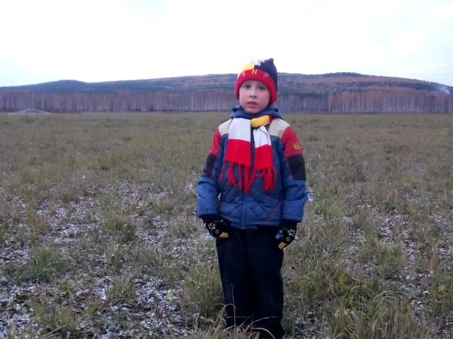 Изображение предпросмотра прочтения – АлексейМедянцев читает произведение «Вы, снежинки, вейте…» В.Я.Брюсова