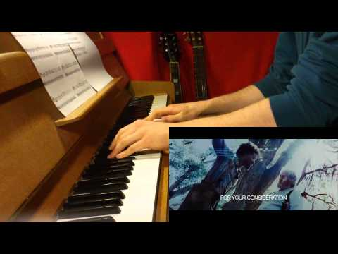 Freedom -  Django Unchained OST - Piano Cover