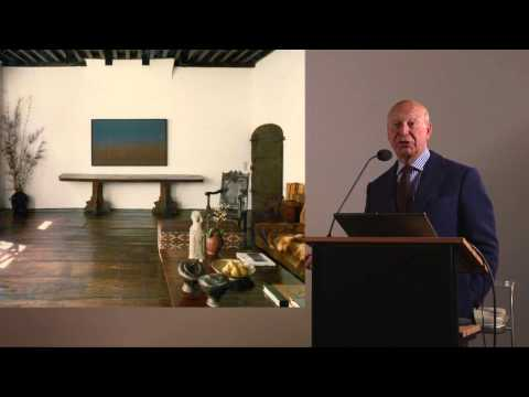 BRAFA Brussels Art Talks 2014: Living with Style by Axel Vervoordt