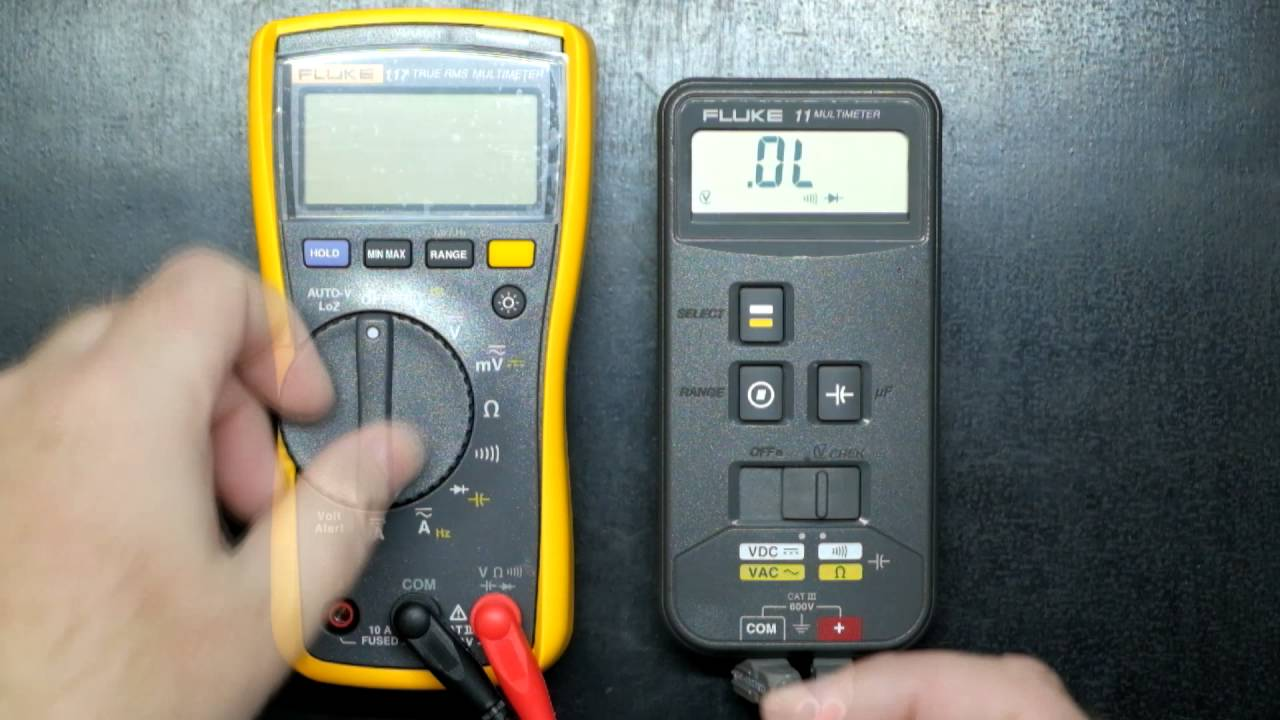 Episode 65 Fluke 11 Multimeter Review