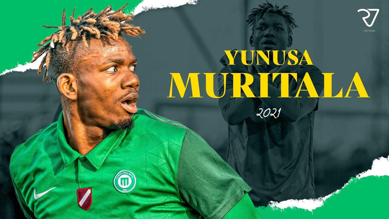 Download Yunusa Muritala • All Goals So Far | 2021
