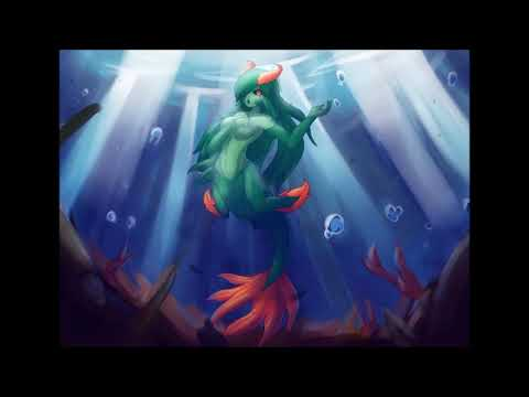 "Siren's Call ~ Theme of ""...?"" (The Siren & The Leviathan Intro) - Terraria: Calamity"