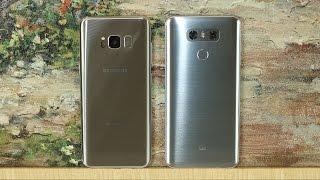LG G6 vs Samsung Galaxy S8: Full Comparison