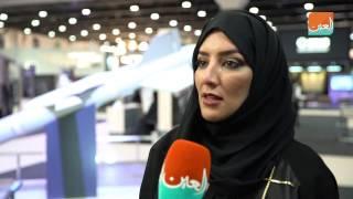 بالفيديو.. حضور لافت للصناعات العسكرية الإماراتية في آيدكس 2017