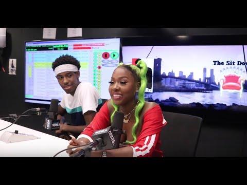 EmEz - Bianca Bonnie Talks LHHNY; MariahLynn beef & Drops a freestyle