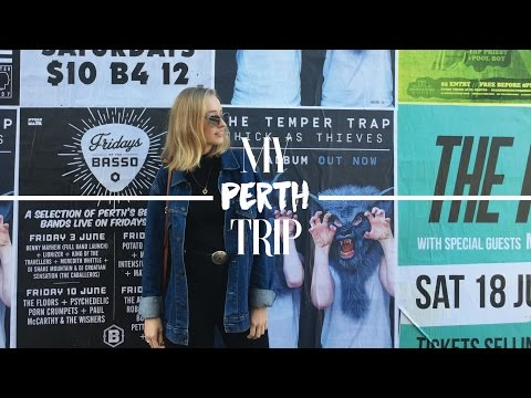 PERTH VLOG / FOOD, FASHION, FRIENDS