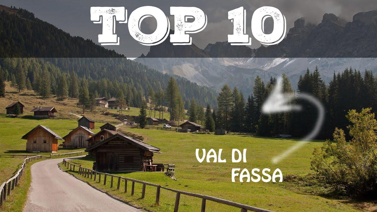 Download TOP 10 cosa vedere in Val di Fassa