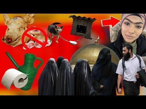 Смотреть Запреты в мусульманских странах, что не принято делать в странах где живут мусульмане онлайн