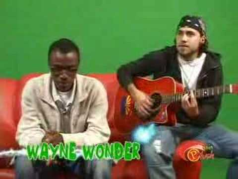 Wayne Wonder - No Letting Go Live on Riddim Up