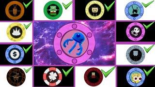 Roblox Sponge Blue Jelly Event - All Endings - All Badges - All Gamepasses