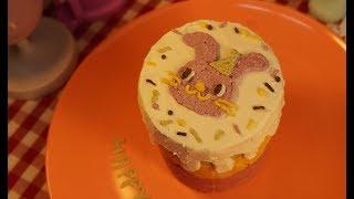 노오븐 | 강아지 미니케이크만들기 | 강아지수제케이크 …
