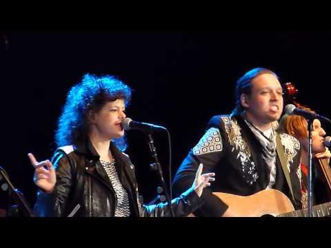 "Arcade Fire ""Reflektor"" Live Acoustic @ Bridge School Benefit, Shoreline Amphitheatre 10-26-2013"