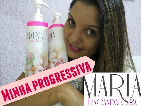 PROGRESSIVA MARIA ESCANDALOSA | PASSO A PASSO