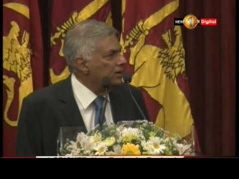 News 1st: Annual convocation of the Bandaranaike Centre for International Studies (BCIS)