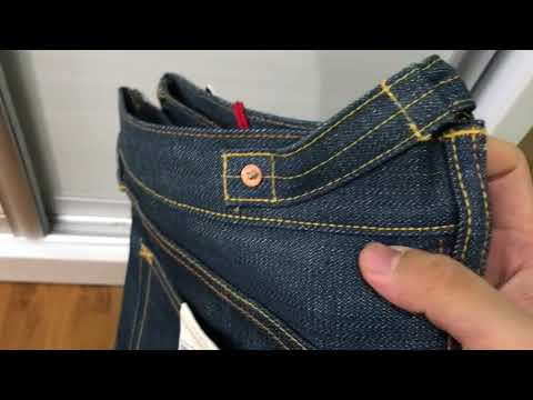 最便宜的evisu牛仔裤 CHEAPEST EVISU JEANS  EVER