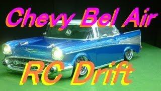 Chevy Bel Air Drift