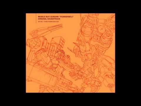 Gundam Thunderbolt OST 01 - Thunderbolt For Main Theme (Io Fleming Song)
