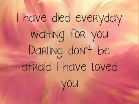 Mix - A Thousand Years lyrics - Christina Perri