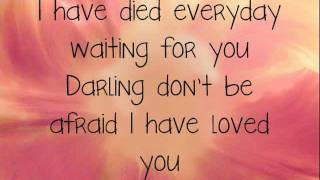 A Thousand Years lyrics - Christina Perri thumbnail