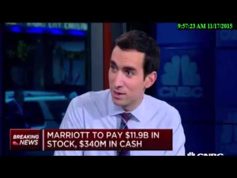 Marriott to Buy Starwood Hotels, Creating World's Largest Hotel Company