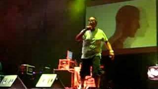 [TuQuoQue] Frankie Hi-NRG - Potere alla parola + Intro live @ Idroscalo Milano 16/07/2008