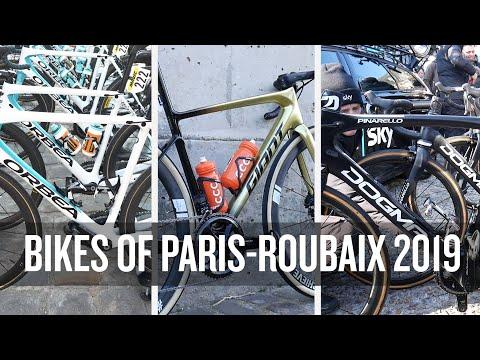 Bikes Of Paris-Roubaix 2019