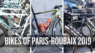 Bikes of Paris-Roubaix 2019