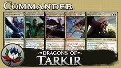 Dragons of Tarkir Commander Deck Tech Spotlight – MTG!