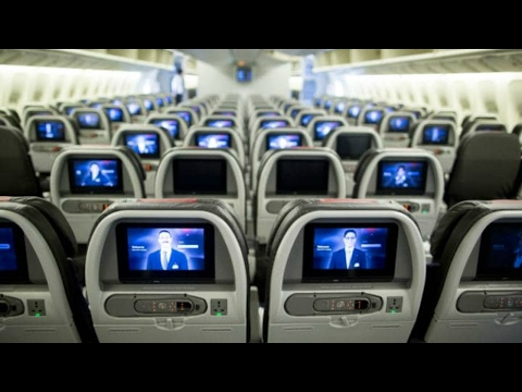 American Airlines To Ditch Seat Back Entertainment | CNBC International