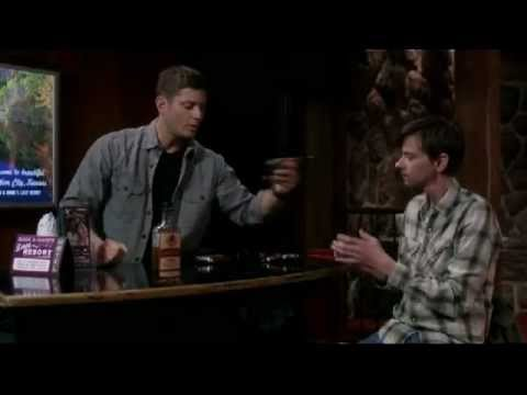 Dean, Sam & Garth - Bobby Maybe Haunting You S7E18