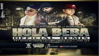 Hola Beba - Farruko Ft. J Alvarez & Jory Remix 2011 (AnthonnyElRealDj) - dj tony aqp PERU